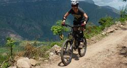 San Gil Biking
