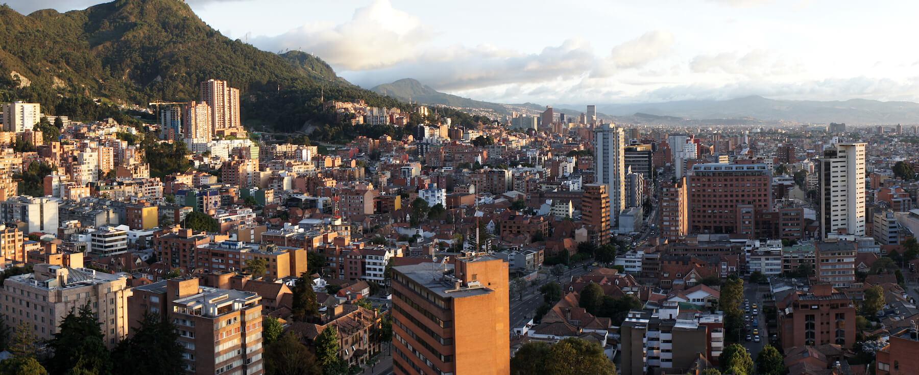 bogota About Bogota